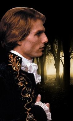 Tom Cruise as Lestat de Lioncourt in Interview with The Vampire.