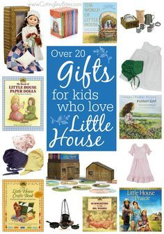 Gifts for kids who l