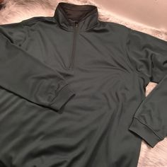Men 039 s XL Zero Restriction Tour Series Golf Pullover Long Sleeve Jacket x Large | eBay