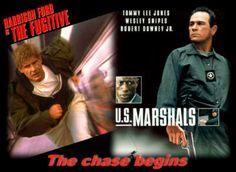 The Fugitive & US Marshals
