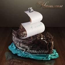 Картинки по запросу торты пиратской тематикой