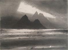 Norman Ackroyd :: Skellig Revisited | People of Print