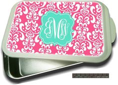 Personalized 9x13 Casserole Pan with Monogrammed by CarriedAwayTN, $65.00