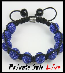 Here is a great bracelet for some nail polish  that DeJaniera Little pin.  From Private Sale live for $60.00