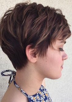 Short Hairstyles and Haircuts for Short Hair in 2016 — TheRightHairstyles