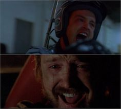 """We also finally get to see Jesse's happy driving face again.   18 Fun Easter Eggs, Callbacks, And Moments Of Really Cool Symmetry From The """"Breaking Bad"""" Finale"""