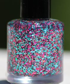Beauty Queen handmade custom nail polish