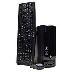 Acer Black eMachines EL1360G-UW10P Desktop PC with AMD Dual-Core E-300 Processor--FREE SHIPPING