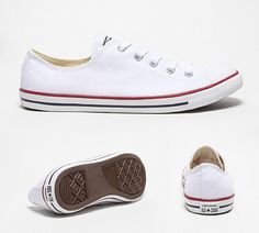 CONVERSE Womens Chuck Taylor All Star Dainty Ox Trainer