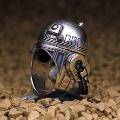 R2-D2 ring from J.A.P. Studio