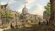 Korte Mare te Leiden