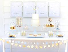 Twinkle Twinkle Baby Shower/Sprinkle - Pizzazzerie