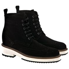 Luxury Elevator Boots - Hollywood. Upper in suede calf leather, insole and midsole in genuine leather, Cotton waxed shoe laces. Hand Made elevator shoes in Italy by www.Guidomaggi.com/us