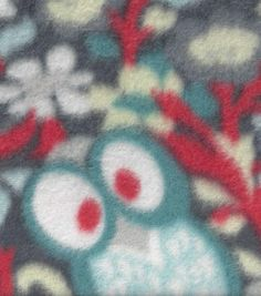 Anti-Pill Fleece Fabric Who Who Sterling Online Craft Store, Craft Stores, Fleece Projects, Finding A Hobby, Joann Fabrics, Fleece Fabric, Fabric Material, Fabric Crafts, Scrapbook