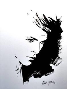 David Bowie - Chabouté
