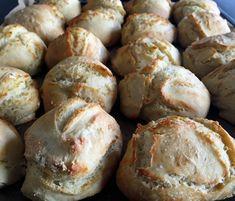 Kontakt Wall of Food - Anita Poulsen Bread Bun, Bread Cake, Bread Rolls, Cocktail Desserts, Dessert Drinks, Bread Recipes, Baking Recipes, Bread Baking, Baked Goods