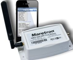 Maretron Boat Communication