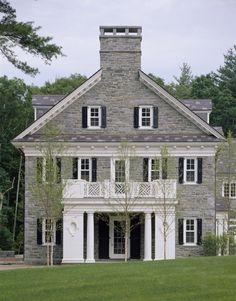 Weston residence, MA. Catalano Architects.