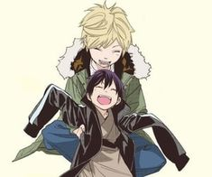 Image about cute in Noragami 🎋 by xAnimeLoverx Noragami Bishamon, Noragami Anime, Fanarts Anime, Anime Characters, Manga Anime, Anime Art, Fictional Characters, Naruto Sharingan, Familia Anime