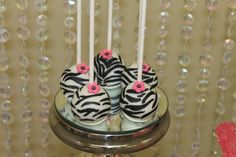 Hostess with the Mostess® - Zebra Baby Shower