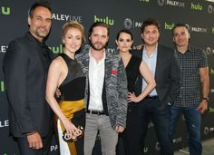 12 MONKEYS at PaleyLive: Interviews with Amanda Schull, Aaron Stanford, Emily Hampshire, Todd Stashwick, Kirk Acevedo, Terry Matalas at the Season 2 Finale Screening