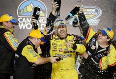 Thrilling Truck Finale Leaves Busch Victorious, Crafton as Champion