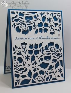 Floral Phrases 3 - Stamp With Amy K