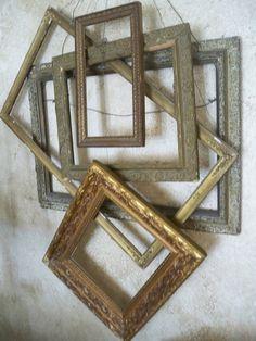 vintage antique frames
