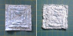 How to Make a Crib Size Rag Quilt ~ Inspired Quilting by Lea Louise Rag Quilt Patterns, Beginner Quilt Patterns, Quilt Tutorials, Quilting Ideas, Sewing Patterns, Flannel Rag Quilts, Baby Rag Quilts, Rag Quilt Instructions, Burlap Pillows