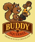 Buddy Squirrel Candies and Nuts - South of Milwaukee - Tours