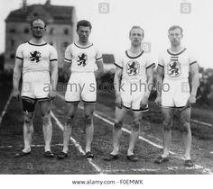 Relay of TSV 1860 Munich, 1914 .