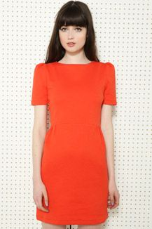 Urban Outfitters - Orange dress
