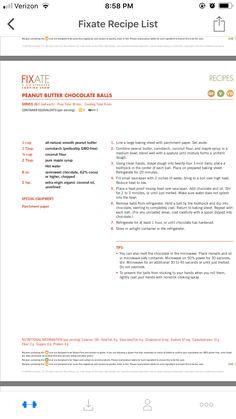 Get Healthy, Healthy Eats, Healthy Foods, Healthy Life, Fixate Cookbook, Cookbook Recipes, Fit And Fix, Beachbody 21 Day Fix, Fixate Recipes