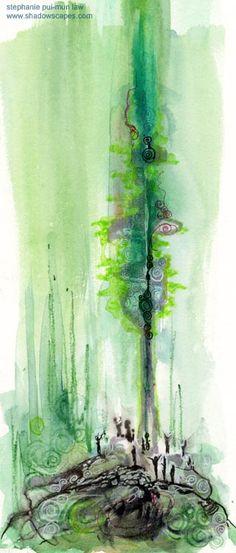 """""""Emerald"""" Stephanie Pui-Mun Law"""