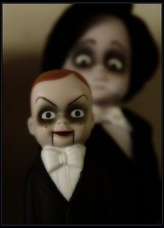 The Darkness within my Lights: More Scary Dolls