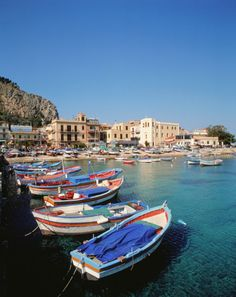 Palermo: This area of Sicily Boasts some of the best beaches in the world - from Conde Nast Traveller Magazine (Image via Travel + Leisure Magazine)