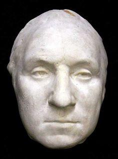 Washington's Death Mask