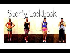 Lookbook Sport - Meine Sportbekleidung - Outfit - Lululemon, Nike, Adida...