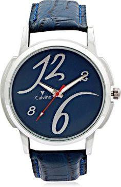 Calvino V1_CGAS-1412118-MRM_BrownWht Analog Watch - For Men - Emi Gear - Online StoreEmi Gear – Online Store