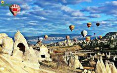 Каппадокия сказочный мир www.russkiygidvstambule.com