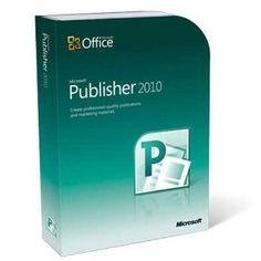Microsoft Publisher 2010