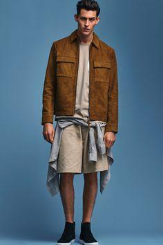 H&M studio urban exploration for spring/summer 2016  #ss16 #mensfashion #menswear #safari #explorator #mensstyle #fashion #men #lookbook #trend #mode #tendance #pe16 #white #summer #style #clohting #check #khaki #sneakers #urban #exploration