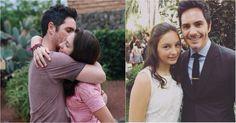 Conoce a Lorenza la persona más importante en la vida del actor Mauricio Ochmann (FOTOS) #Farándula #ElChema #hija #MauricioOchmann