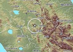 Cinquew News: Terremoto in Umbria e Marche 16 febbraio 2017, sco...