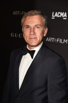 29 Celebrities That You Find Weirdly Hot - Christopher Waltz as an example!