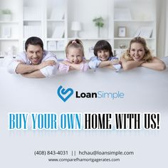 Buy your own Home With Us!  For more info click here:..................................................#FHALoan #LoanSimple #MortgageRates #Mortgage #FHAloansoffer #mortgage #mortgageinsurance #HomeBuyer #CreditRestoration  #homeownership #mortgagediscussion #Dreamhome