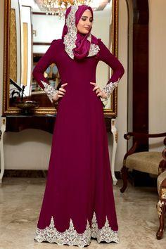 Love the dress! Hijab not my stule Hijab Evening Dress, Hijab Dress, Evening Dresses, Dress Outfits, Abaya Fashion, Modest Fashion, Fashion Outfits, Muslim Women Fashion, Islamic Fashion