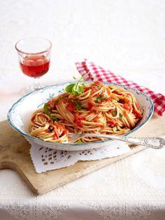 Pasta-Rezepte-Spaghetti-all-arrabiata
