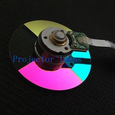 56.99$  Buy here - http://alinbg.worldwells.pw/go.php?t=32763109317 - (NEW) Original Projector Colour Color Wheel For   Acer P1270 56.99$