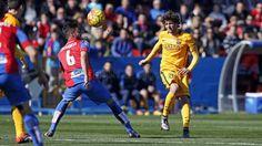 Levante - FC Barcelona (0-2)   FC Barcelona